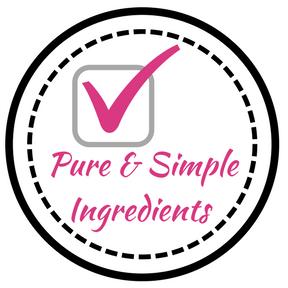 Pure & Simple Ingredients